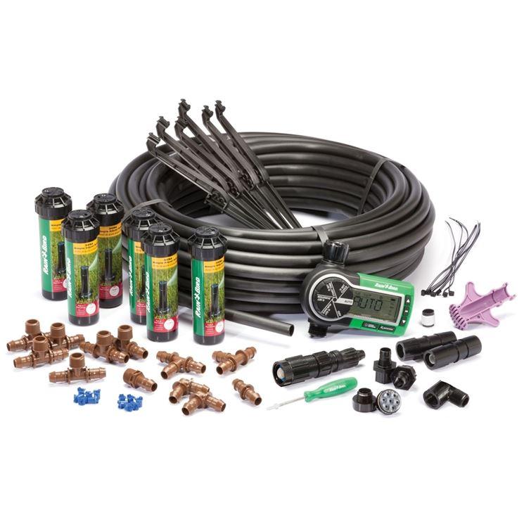 Kit completo di irrigazione