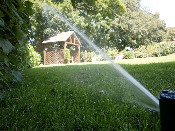Come realizzare irrigazione automatica gli impianti for Progettare un impianto di irrigazione