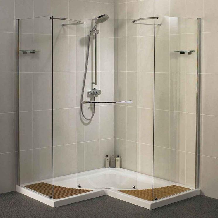 Tipologia di doccia