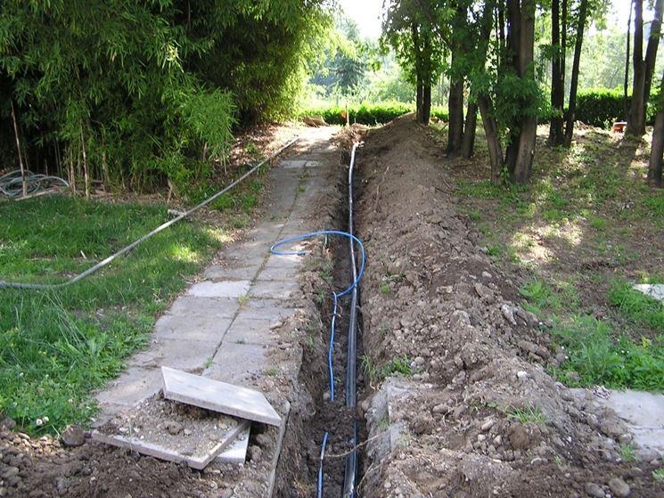 Impianto irrigazione giardino - Gli Impianti Idraulici - Impianto irrigazione...