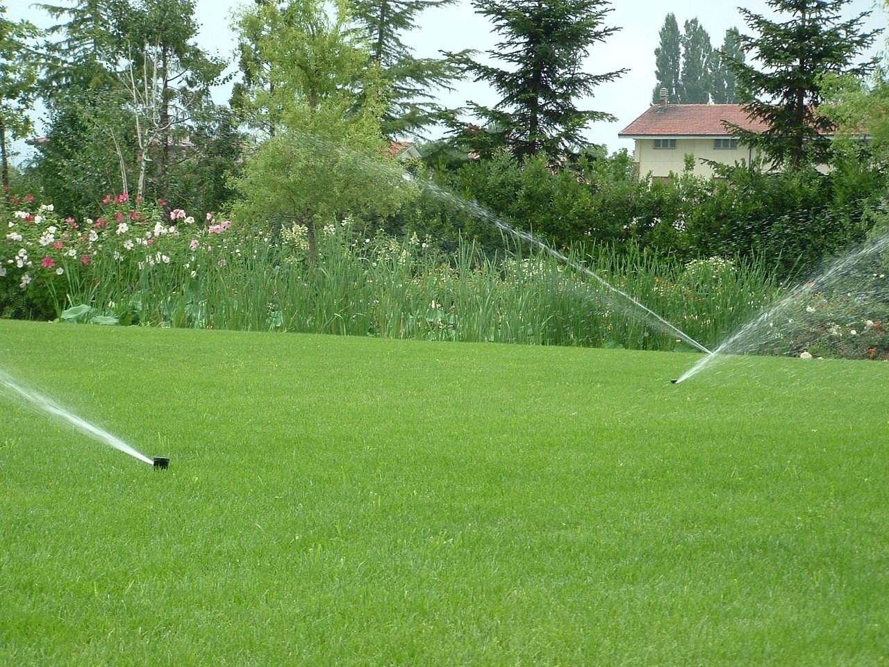 impianto irrigazione giardino gli impianti idraulici
