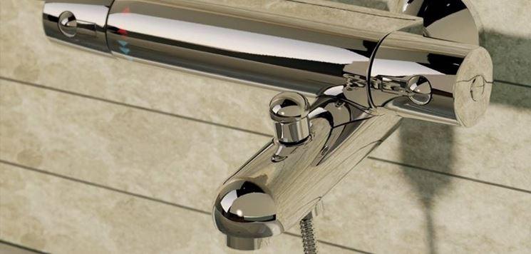 Miscalatore termostatico per vasca CeraTherm