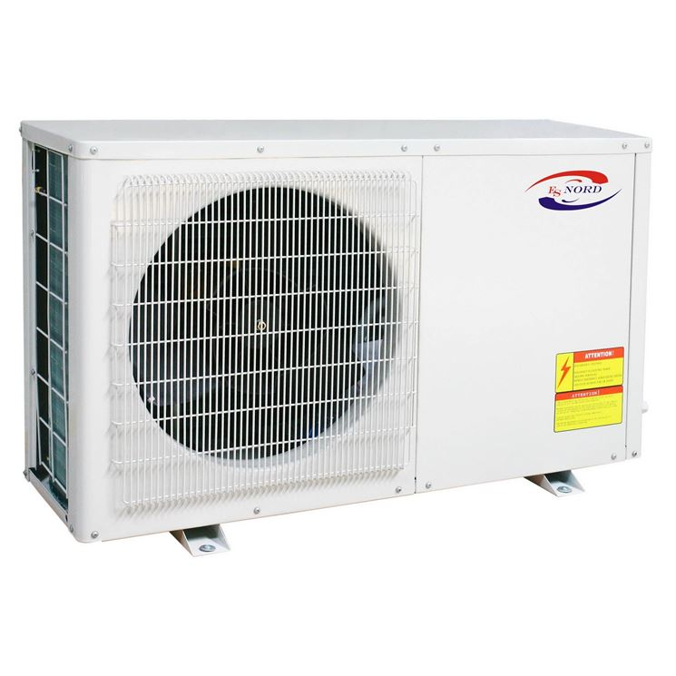 La pompa di calore aria acqua costa di più rispetto ai modelli concorrenti