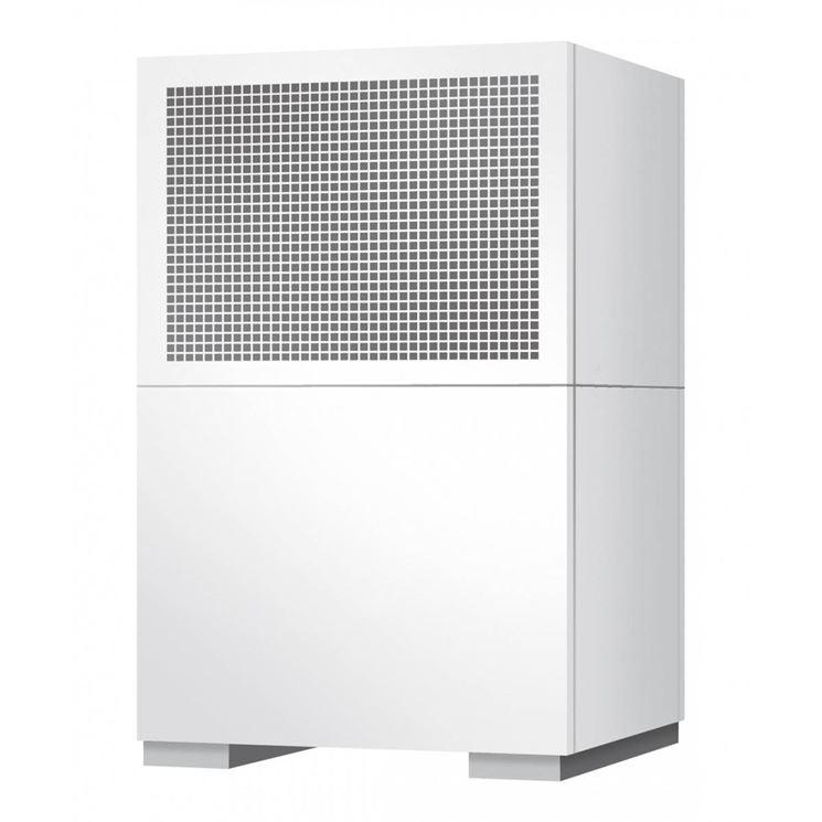 La pompa di calore aria acqua necessita di un impianto di distribuzione adeguato