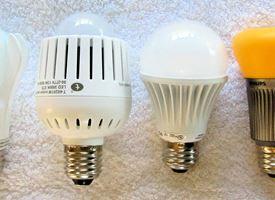 Caratteristiche della lampada a led