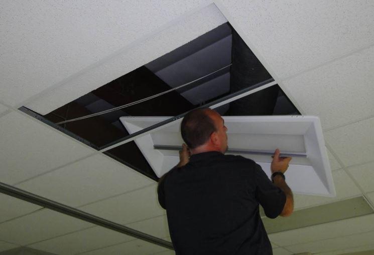 installazione led