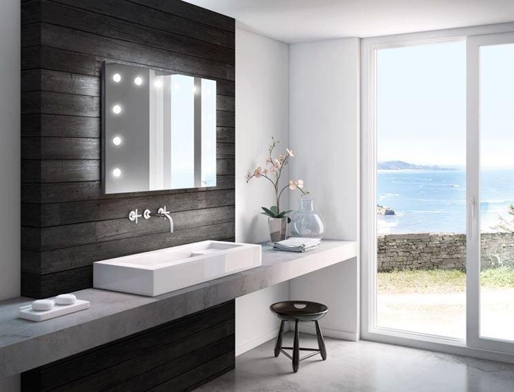 Illuminazione bagno faretti: 30 idee per l'illuminazione bagno ...