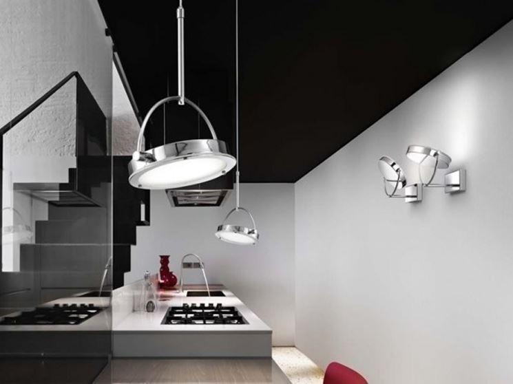 Illuminare la cucina illuminare impianti di illuminazione per