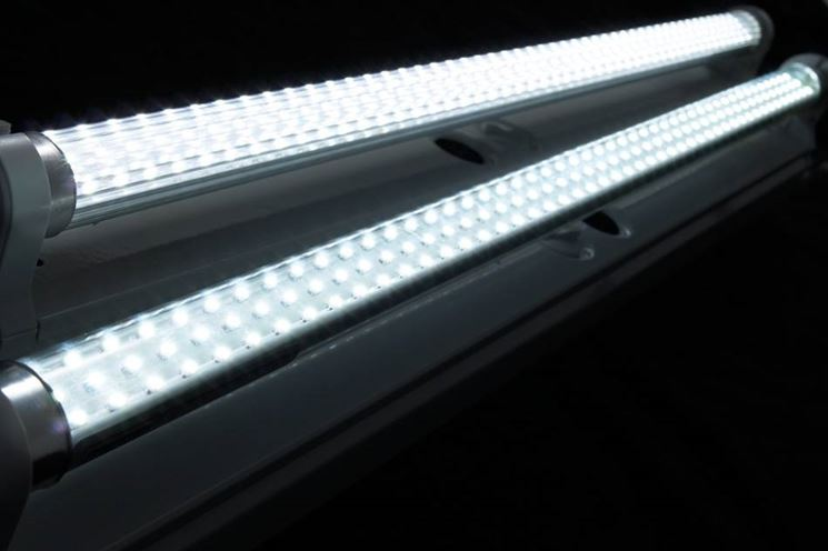 Illuminazione a led per interni illuminare for Illuminazione al led