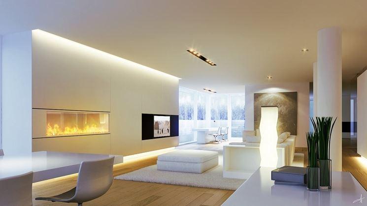 Illuminazione puntuale e decorativa