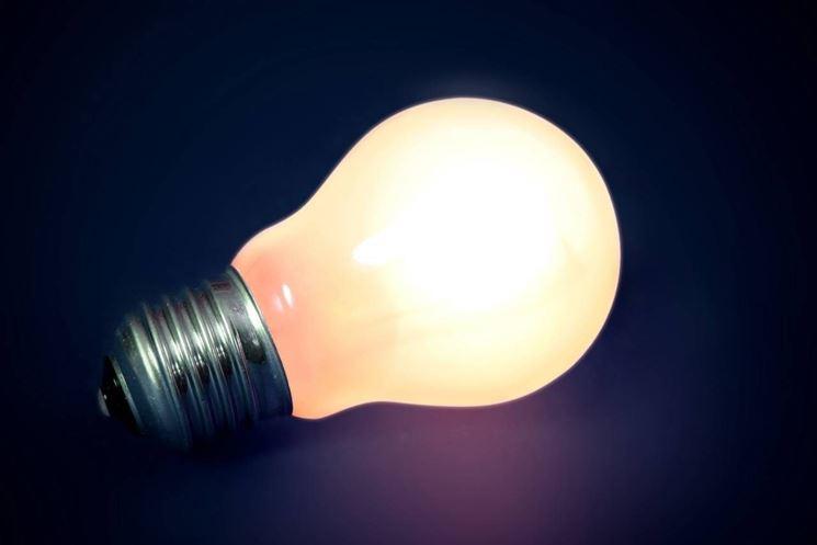 La lampadina classica
