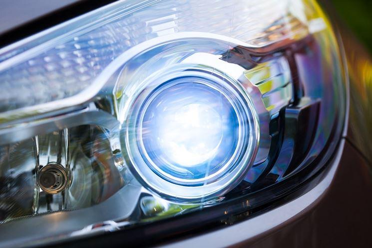 Fari dotati della tecnologia LED