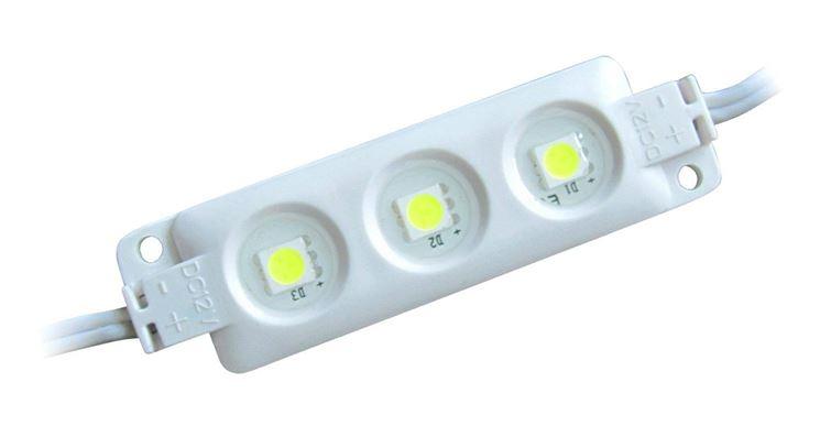 Ecco un LED nella sua forma più semplice.