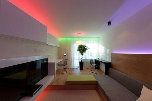 Progettare l 39 illuminazione interni illuminare progettazione illuminazione interni - Idee illuminazione interni ...