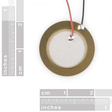 Modello base di piezoelettrico