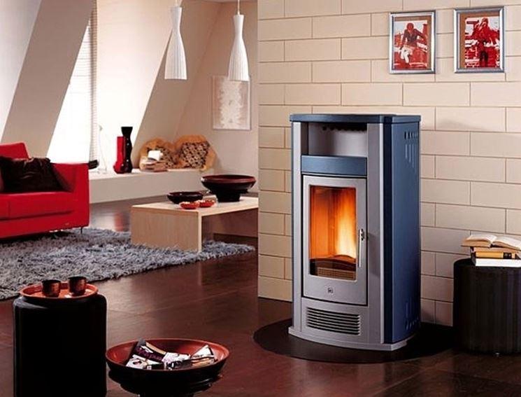 Caratteristiche delle termostufe a pellet le stufe - Stufa a pellet costi ...