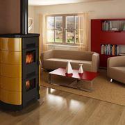 Esempio di termostufa. Fonte: www.labottegadelfuoco.it.