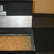 Dettaglio contenitore mais