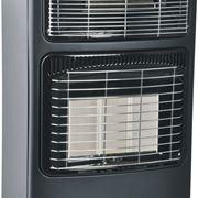 Stufa catalitica ventilata