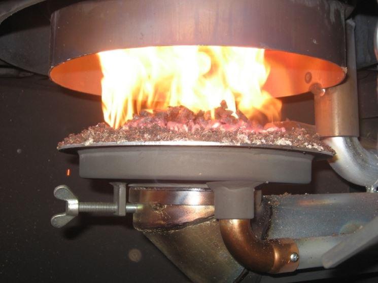 pellet fuoco carburante