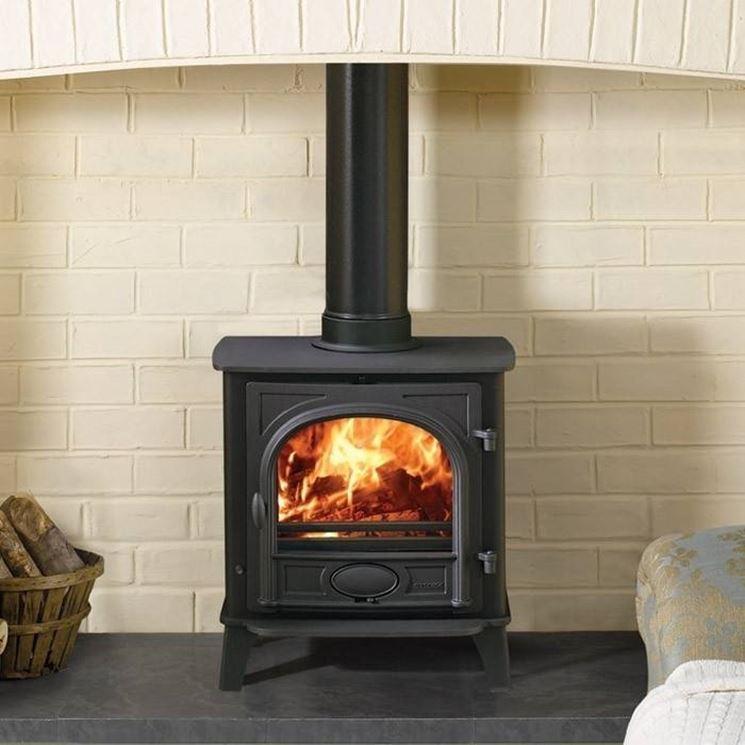 La termostufa a legna permette un notevole risparmio energetico