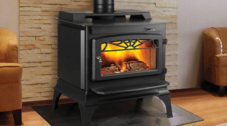 Le termostufe a legna sono molto efficienti