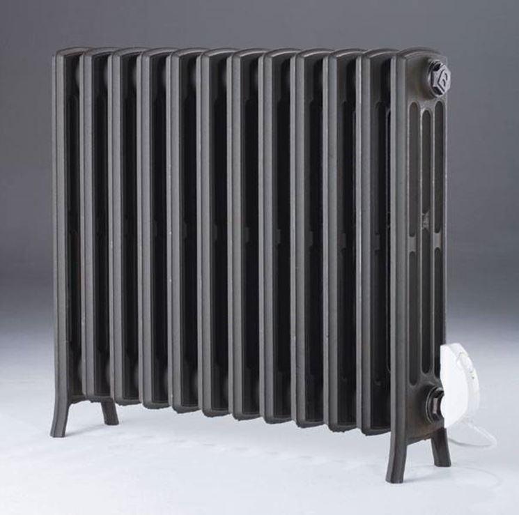 I radiatori elettrici possono aggiungersi agli impianti esistenti