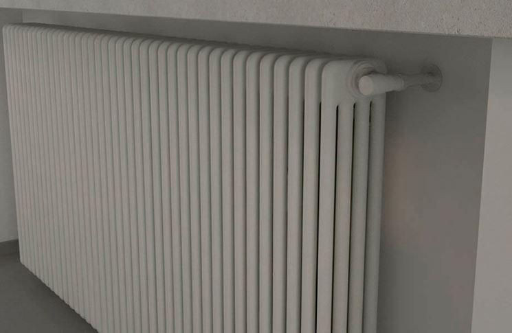Costo termosifoni e termoarredi riscaldamento per la - Bagno purificatore ...