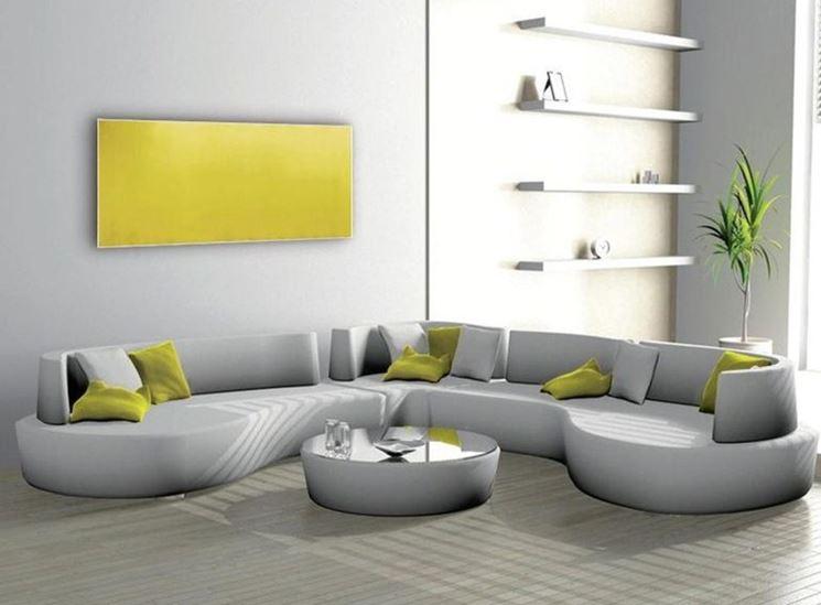 Radiatori di design in ambienti moderni