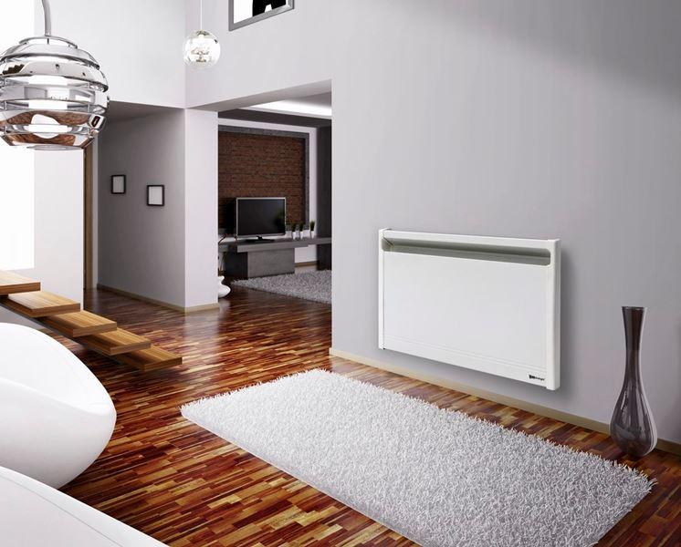 Installazione radiatore a gas