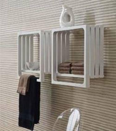 Radiatori da arredo bagno riscaldamento per la casa for Das radiatori d arredo