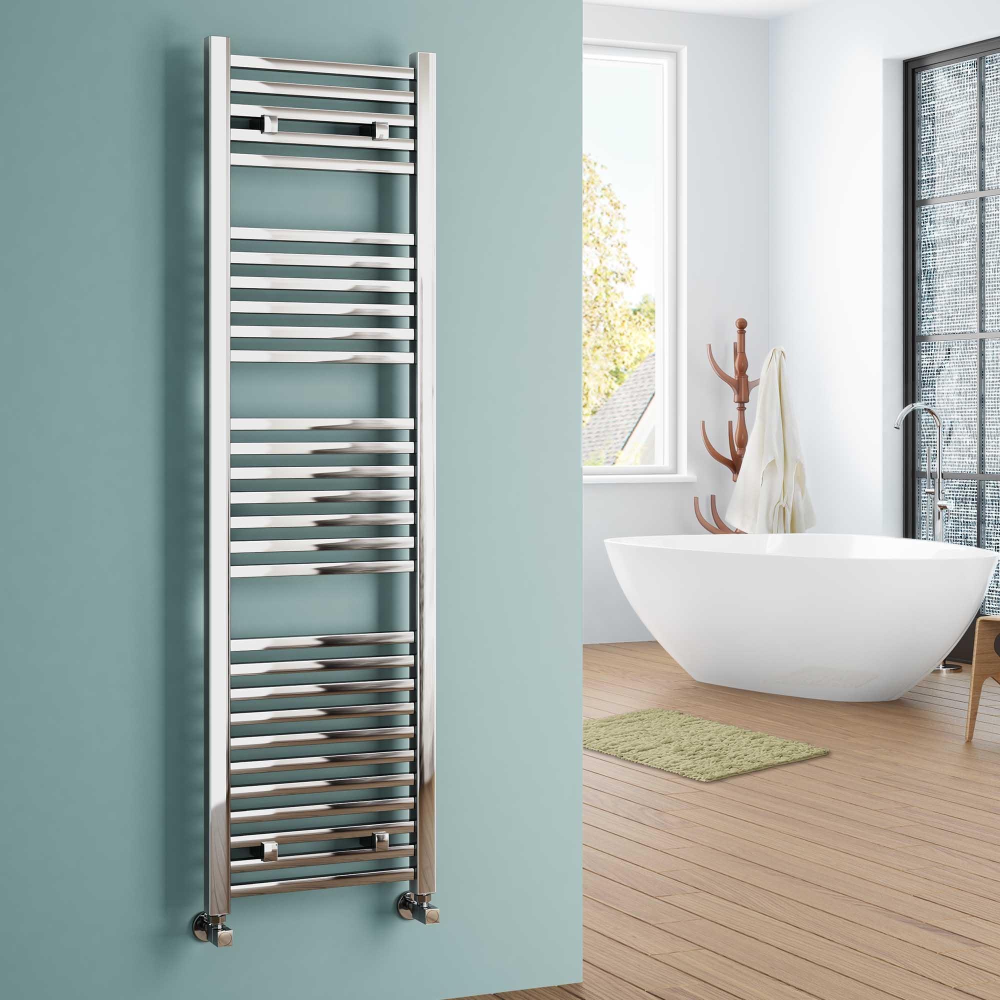 Radiatori da arredo bagno riscaldamento per la casa for Arredo bagno elettrico