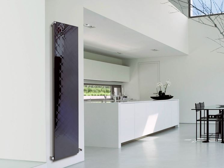 Radiatori design minimalista riscaldamento per la casa for Arredamento particolare per la casa