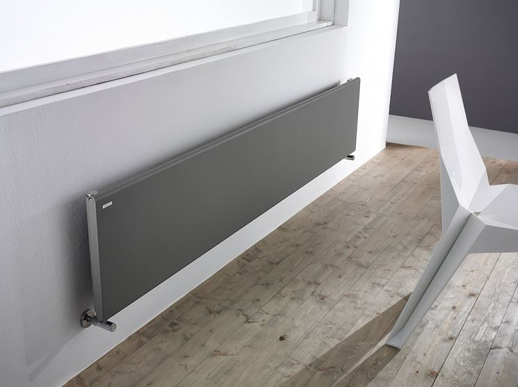 radiatori orizzontali