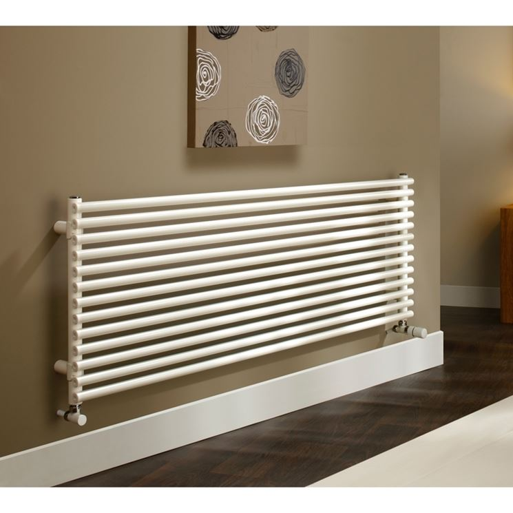 radiatore tubolare