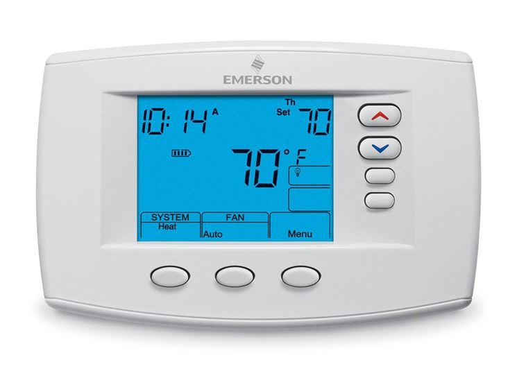Crono-termostato programmabile