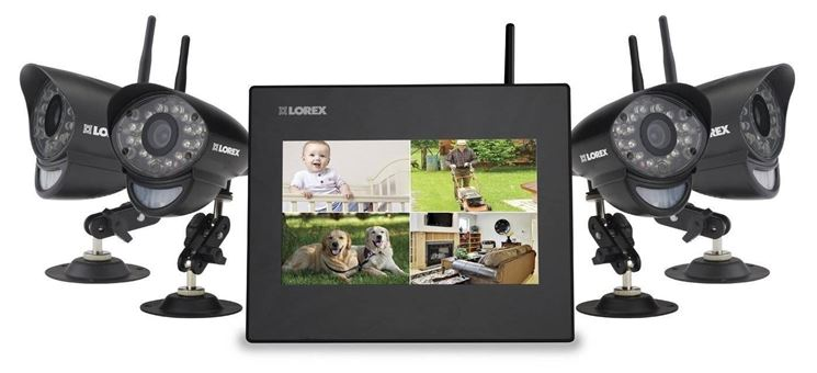I sistemi di videosorveglianza wireless costano di pi� rispetto ai tradizionali