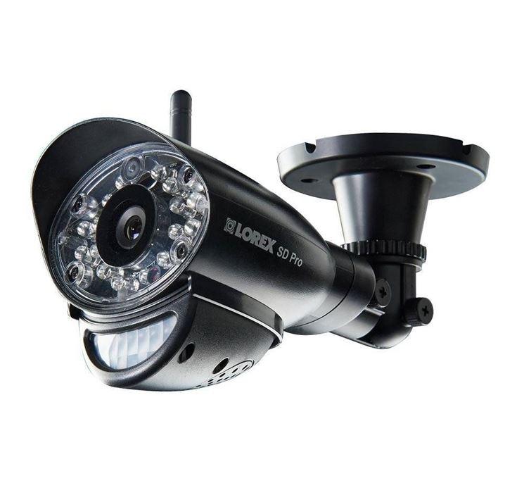 I sistemi di videosorveglianza wireless sono semplici da installare