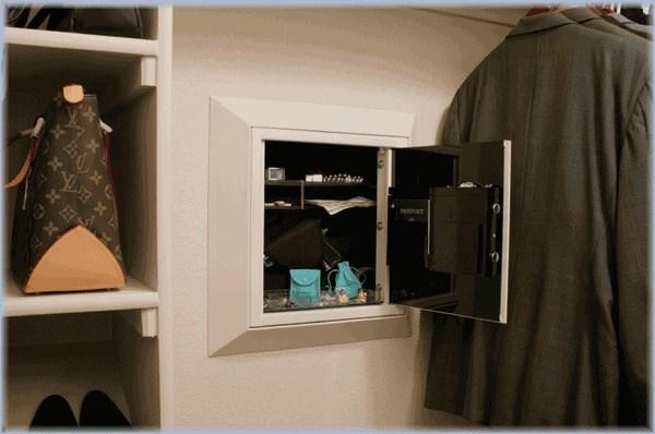 La Cassaforte In Casa : Come installare la cassaforte in casa accessori per