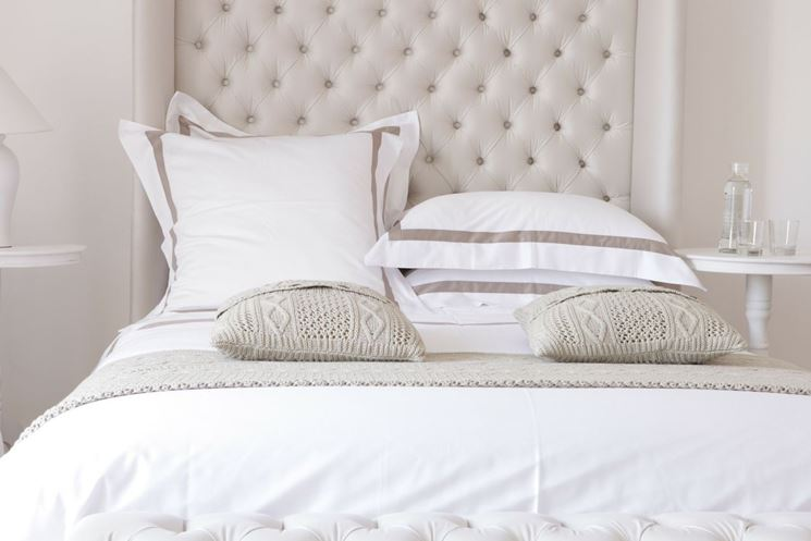 tipo di biancheria da letto