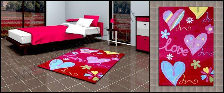 Materiale per tappeti