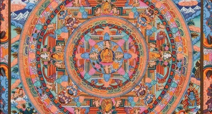 mandala Buddha