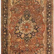Esempio di tappeto orientale
