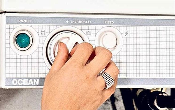 temperatura valvole radiatore