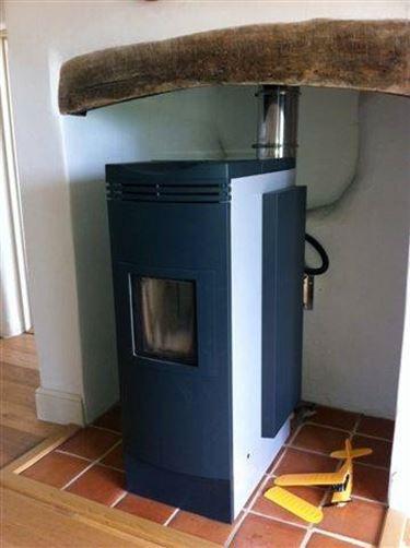 biomassa boiler