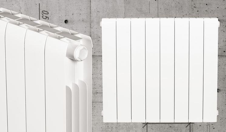 Riscaldamento a radiatori elementi indispensabili come for Radiatori in alluminio