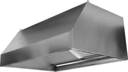Cappa acciaio inox componenti cucina tutto sulla cappa acciaio inox - Cappa aspirante cucina senza canna fumaria ...