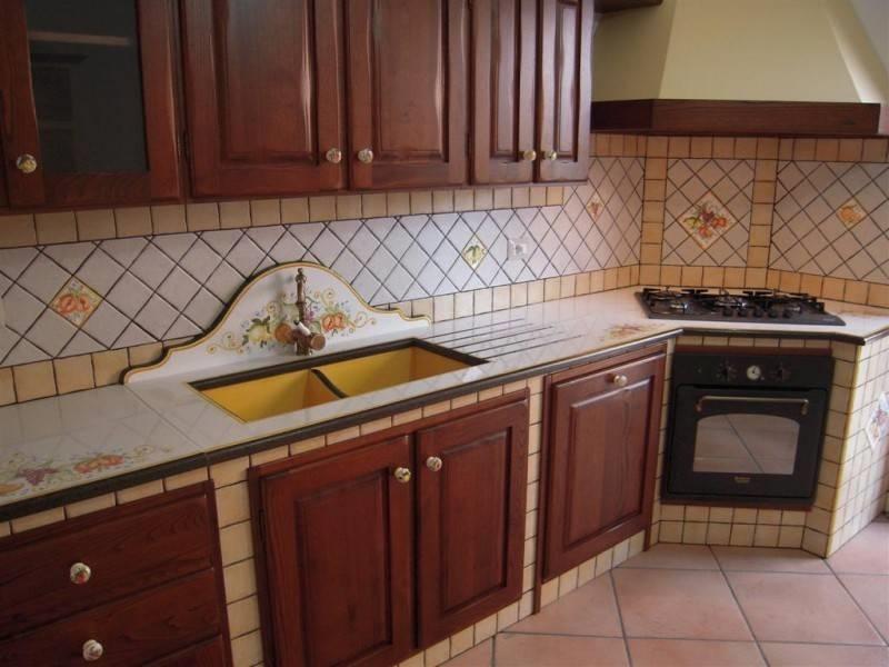 Cassetti a incasso per cucine in muratura misure standard - Cucine in muratura ad angolo ...