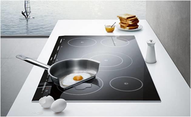 Caratteristiche e vantaggi del piano cottura elettrico componenti cucina caratteristiche e - Cucine a induzione consumi ...
