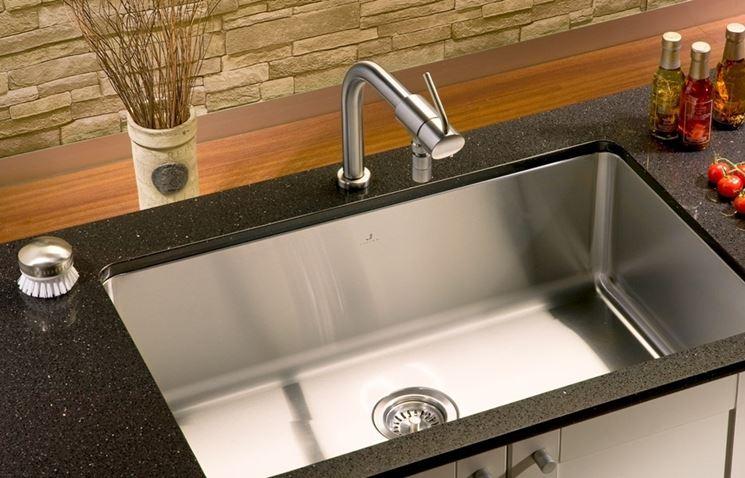 Misure Lavello Cucina Una Vasca.Dimensione Dei Lavelli Componenti Cucina Misure Lavelli
